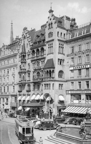 History meissl schadn for Austrian cuisine history
